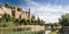 Carles Enrich, Adrià Goula · New Access to Gironella's Historic Centre