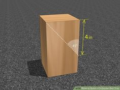How to Build a Carpenter Bee Trap. Carpenter bees are a destructive nuisance that dig nesting holes through fascia boards, decks, and other wood structures. Kill Carpenter Bees, Carpenter Bee Trap, Wasp Traps, Bee Traps, Wood Bee Trap, Small Wood Projects, Outdoor Projects, Outdoor Ideas, Backyard Ideas