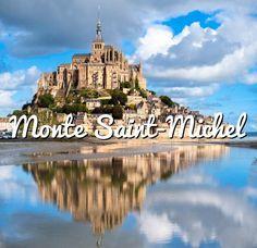 Monte Saint-Michel: La bonita isla ganada al mar de La Mancha #paris #viajar #turismo #travel