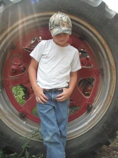 Little Country Man. This will be my son. Haha