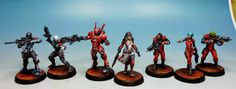 Angel GiraldeZ: HOW TO PAINT OPERATION:ICESTORM