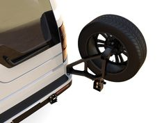 Front Runner Spare Wheel Carrier / Land Rover Discovery LR3 & LR4 | Storage Systems | Front Runner | Brands - Paddock Spares