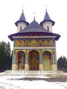 Monasterio-Bucovina