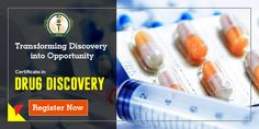 Transforming Discovery Into Opportunity https://goo.gl/4p7qAu #DrugDiscovery #ShortTermCourse