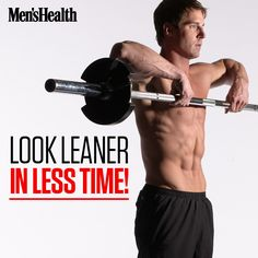 Guaranteed to elevate your heart rate. #workout #exercise http://www.menshealth.com/fitness/look-leaner?cid=soc_pinterest_content-fitness_july14_lookleaner