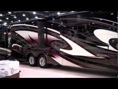 Best Motorhomes, Luxury Motorhomes, Class A Motorhomes, Cool Rvs, Rv World, House On Wheels, Caravans, Tuscany, Recreational Vehicles