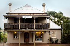 Bakery - Home of Morpeth Sourdough in historic Swan Street, Morpeth / Hunter Valley, NSW, Australia
