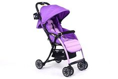 Pali Ultra Lightweight Stroller Fitness Fashion in Rio Purple - Pali Design The new Pali Fitness stroller line is a perfect choice for that sportier look with charming, alive colors, like Brasil Green, Rio Purple and Sao Paolo Orange. Best Baby Prams, Baby Girl Strollers, Lila Baby, Retro Baby, Purple Baby, Seat Pads, Sporty Look, Baby Needs, Baby Furniture