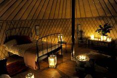 yurt | Yurt interior