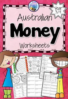 australian money worksheets year 2 3 money worksheets australian money and worksheets. Black Bedroom Furniture Sets. Home Design Ideas