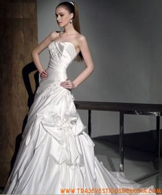 709  Vestido de Novia  Sarah Bride