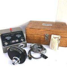 Lafayette Color Contrast Apparatus Microscopy Model 65  #Lafayette