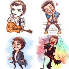 Harry styles fan art