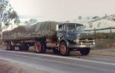 1966 Oldtime Mercedes Benz (brazil)