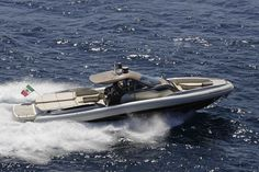 The SACS Strider 18 might be a RIB, but it's unlike anything we've ever seen before.