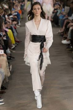 Philosophy di Lorenzo Serafini ready-to-wear spring/summer '17: