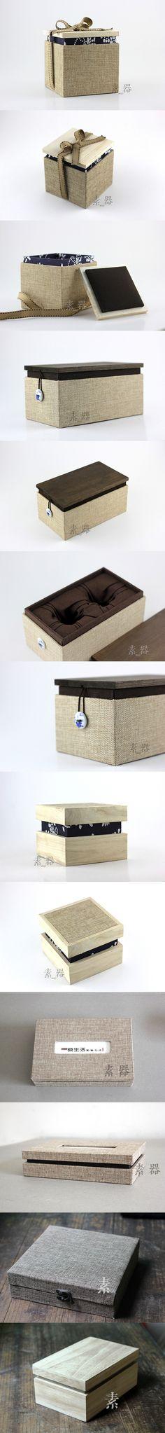 素器 Something nests in this lovely packaging. Rice Packaging, Food Packaging Design, Creative Box, Jewelry Packaging, Bookbinding, Box Design, Jewellery Display, Dr Phan, Package Design