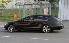 Coming: Mercedes Benz -Shooting break