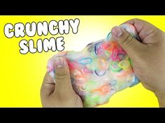 Diy bread slime how to make bread slime my youtube diy rubber band slime how to make crunchy slime crunchy ccuart Images