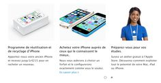 Apple Store iPhone trade-in program expanded to France