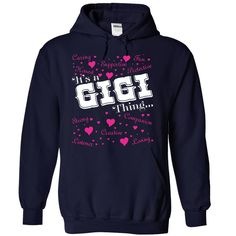 cool Cheapest Its a Gigi thing T shirt- Limited Edition