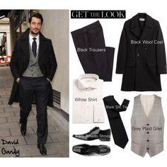 Get the Look: David Gandy