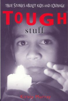Cover of Tough Stuff - Australian edition