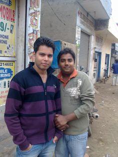 Me & Manish