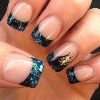 WOW, These would be one of my all time favourites, from Sara J Nails. You Like!