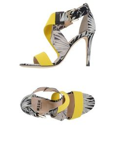 Msgm Women Sandals on YOOX. The best online selection of Sandals Msgm. YOOX exclusive items of Italian and international designers - Secure payments - Free Return