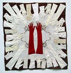 Susan Lenz Dingham Textile Artist Handed Down Susan Lenz Interview: A partnership with my materials