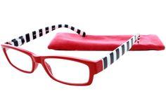 Peepers Starboard Reading Glasses - Buy Eyeglass Frames and Prescription Eyeglasses Online Nautical Looks, Reading Glasses, Eyeglasses, Eyewear, Pairs, My Style, Heels, Frames, How To Wear