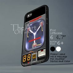 back to the future flux capacitor Iphone 6 note for 6 Plus Iphone 4, Iphone Cases, Back To The Future, New Product, Notes, Messages, Report Cards, Iphone Case, Notebook