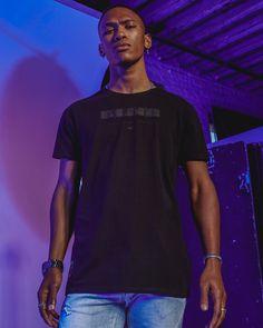Larabee T-shirt - Black Home T Shirts, Felt Applique, Streetwear, Summer, Mens Tops, Black, Fashion, Pique, Street Outfit