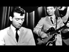SANTO AND JOHNNY - Sleepwalk  [ 1959 Video In NEW STEREO ].mp4