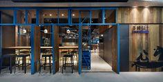 OT Grill Designed by Golucci Interior Architects