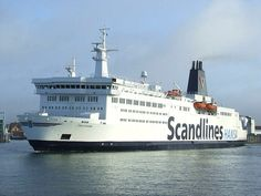 Ferry m/s Trelleborg