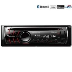Pioneer DEH-P6200BT CD Receiver with Built-In Bluetooth and USB iPod Control Review