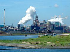 IJmuiden, Holland Tata Steel, Travel Around, Marina Bay Sands, Statue Of Liberty, Holland, Europe, Building, Rhinoplasty, Balcony