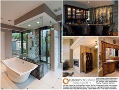 Web Image Gallery CCMG Scottsdale Custom Bathroom Remodeling Contractors NARI award winners by Custom Creative Marble and Granite via http customcreativeremodeling u