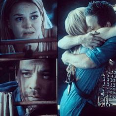 Emma and Neil... Sorry I don't ship swanfire... It's captain-swan/for life!!!