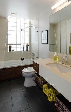 love this. Houston Loft - modern - bathroom - houston - C O N T E N T Architecture