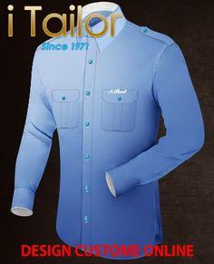Design Custom Shirt 3D $19.95 maßschneiderei Click http://itailor.de/shirt-product/maßschneiderei_it754-1.html