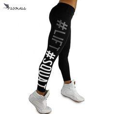 9b60e9f8d6 Women Workout Leggings High Elasticity Skinny Pant Fitness Slim Women  Breathable Women Pencil Pants Push-up Sporting Leggings
