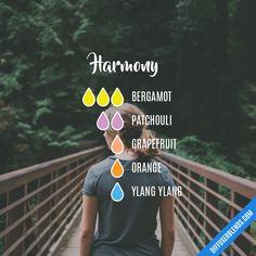 Harmony Essential oi