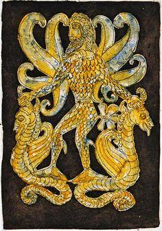 Скифский бог Тагимасад  Scythian god Tagimasad