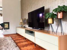 Maatwerk tv meubel. Interieuradvies door STYLING22. Wil jij dat ook?
