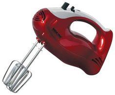 Better Chef - Hand Mixer - Red, 91585021M
