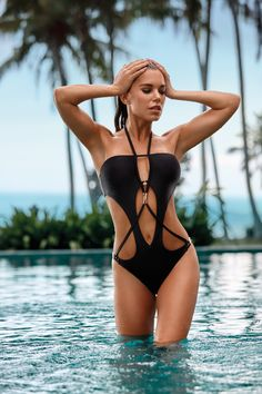 Hunkemöller swimwear collection: the 'Sylvie Swimwear Collection' for Spring Summer 2016