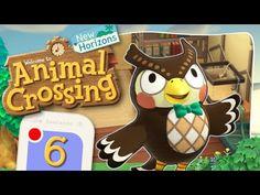 Animal Crossing: New Horizons - YouTube Nintendo Ds, Nintendo Switch, Animal Crossing, Cool Stuff, Youtube, Animals, Fictional Characters, Art, Island
